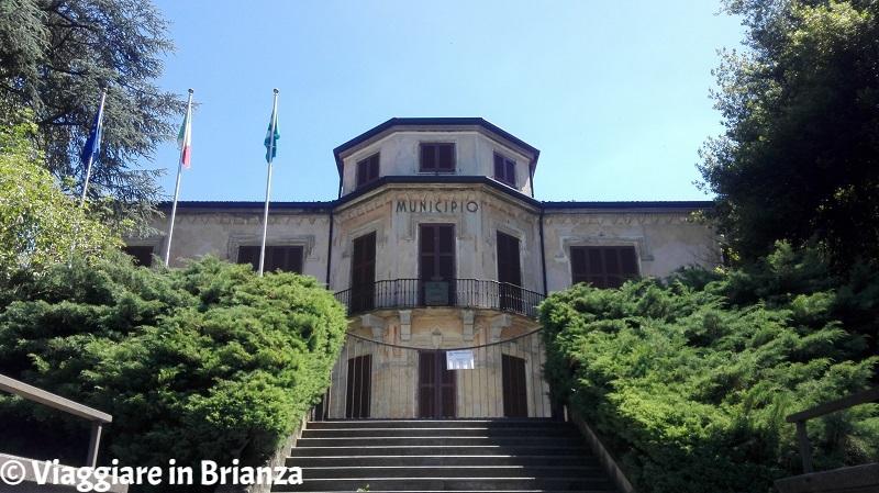 Cosa fare a Besana in Brianza, Villa Borella
