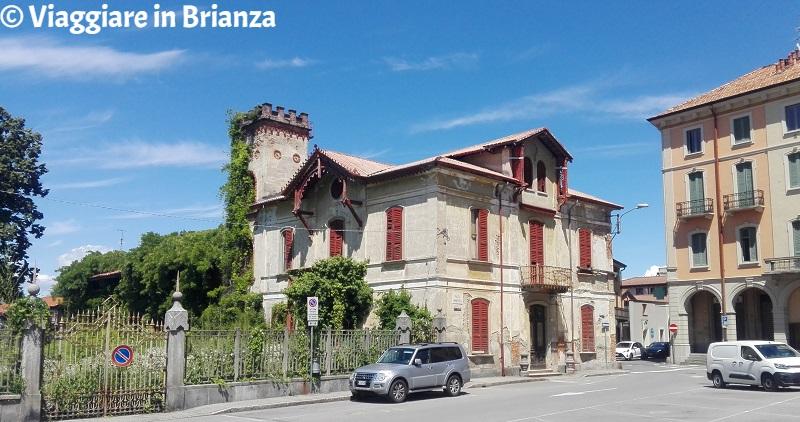 Cosa fare a Besana in Brianza, Villa Marino