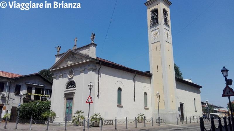 Cosa fare a Bovisio Masciago, la Chiesa di San Martino