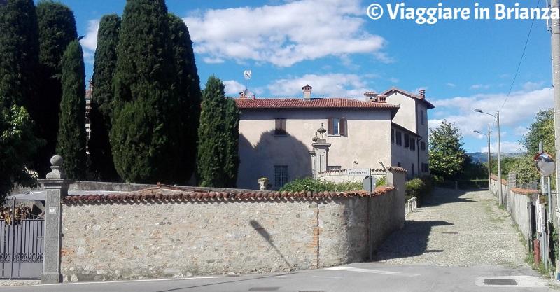 Cosa fare a Calco, Villa Moriggia