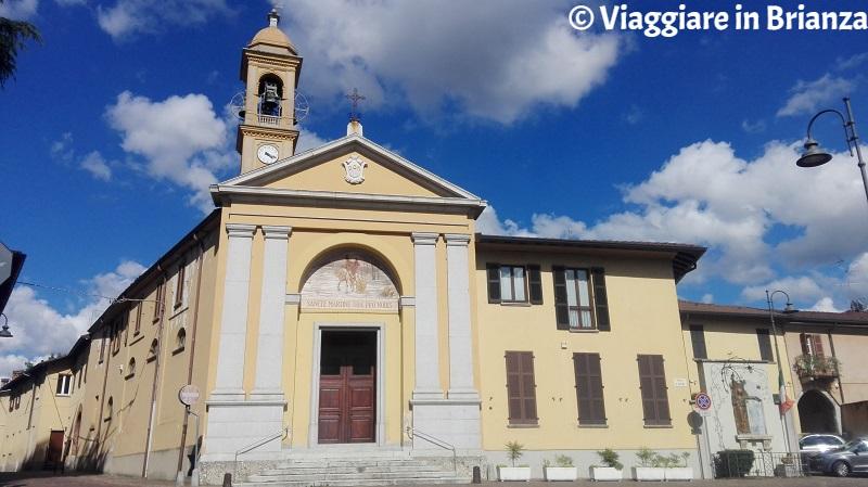 Cosa fare a Carate Brianza, la Chiesa di San Martino