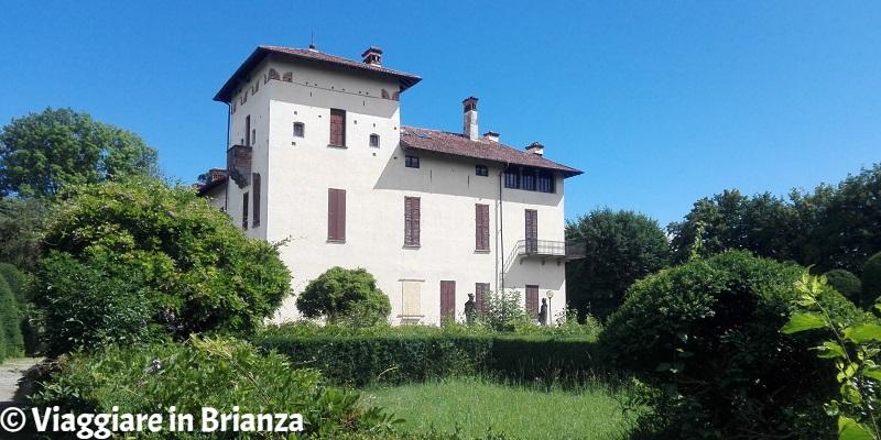 Cosa fare a Carate Brianza, Villa Cusani Confalonieri
