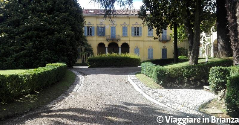 Cosa fare a Carate Brianza, Villa Stanga Borromeo Arese