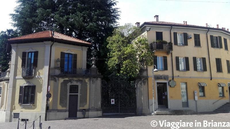 Cosa fare a Carate Brianza, Villa Tagliabue Rossi