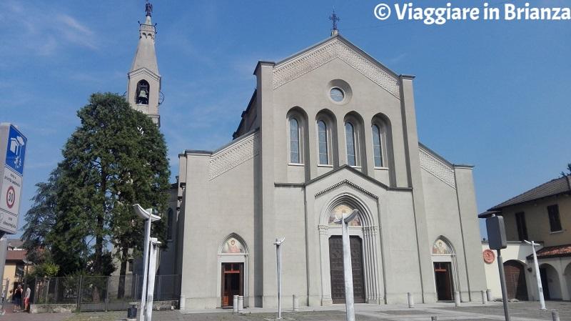 Cosa fare a Cesano Maderno, la Chiesa della Beata Vergine Immacolata