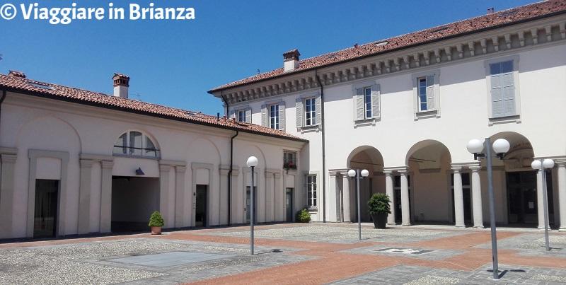 Che cosa fare a Giussano, Villa Mazenta