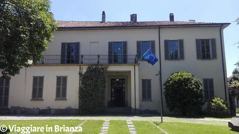 Che cosa fare a Giussano, Villa Sartirana
