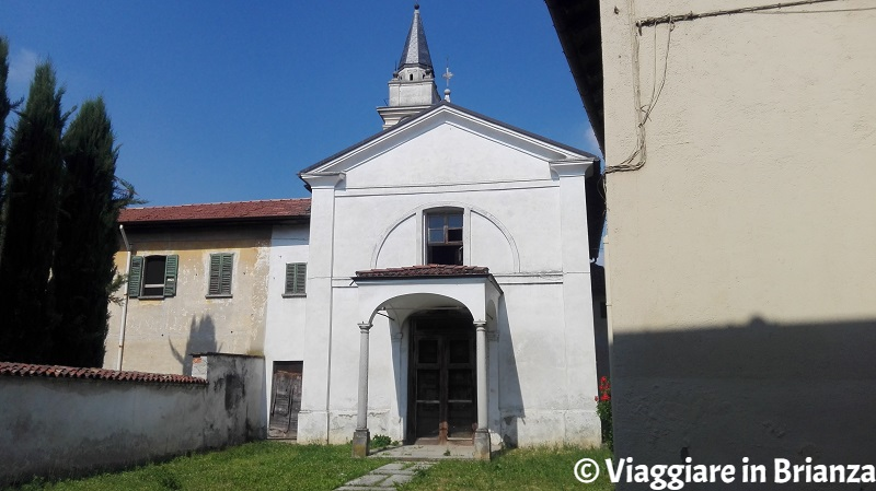 Che cosa fare a Lentate sul Seveso, la Chiesa dei Santi Eusebio e Maccabei