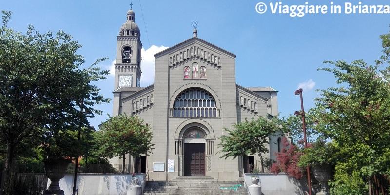 Cosa fare a Lentate sul Seveso, la Chiesa dei Santi Quirico e Giuditta