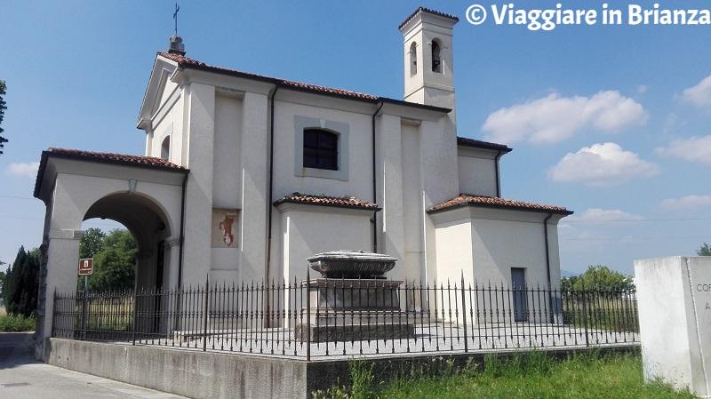 Cosa fare a Lentate sul Seveso, l'Oratorio di San Francesco Saverio