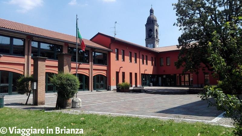 Cosa fare a Lentate sul Seveso, Villa Ravasi