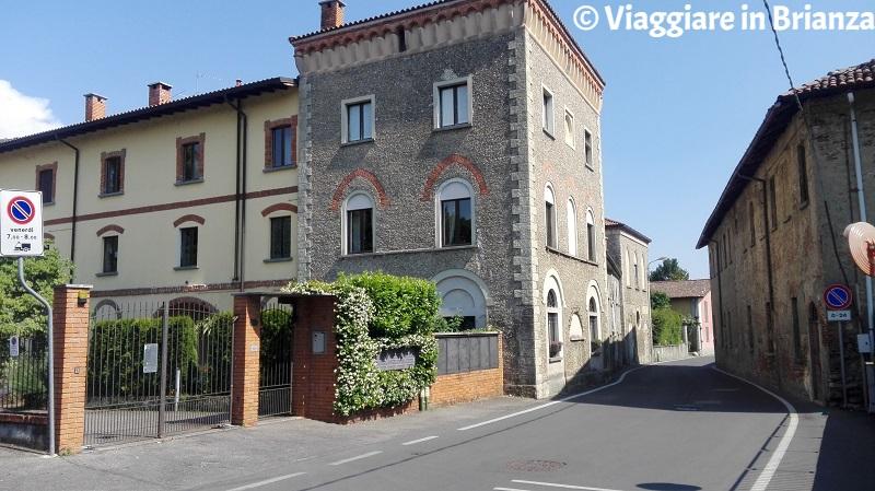 Cosa fare a Lentate sul Seveso, Villa Valdettaro
