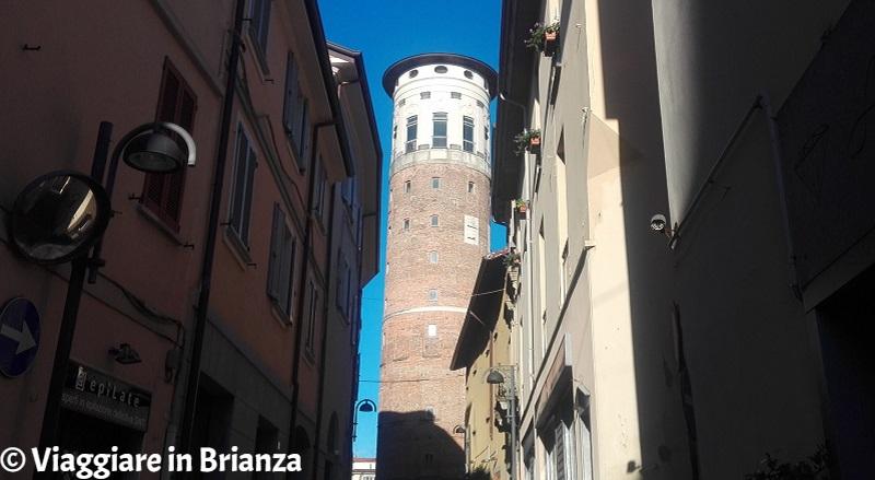 Cosa fare a Merate, la torre di Palazzo Prinetti