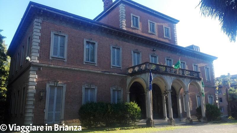 Cosa fare a Merate, Villa Confalonieri