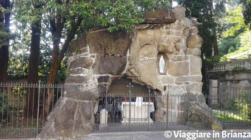 Che cosa fare a Oggiono, la Grotta della Madonna di Lourdes