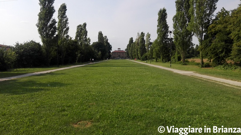 Cosa fare a Varedo, il parco di Villa Bagatti Valsecchi