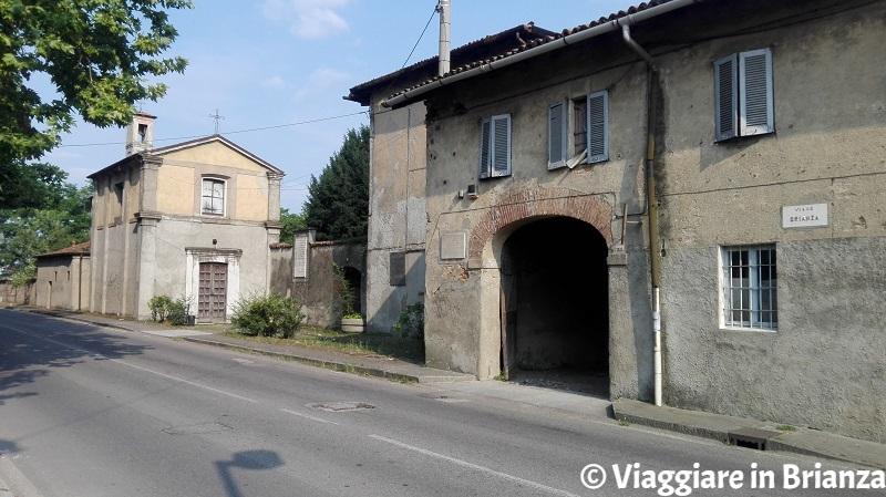Cosa fare a Varedo, Villa Agnesi