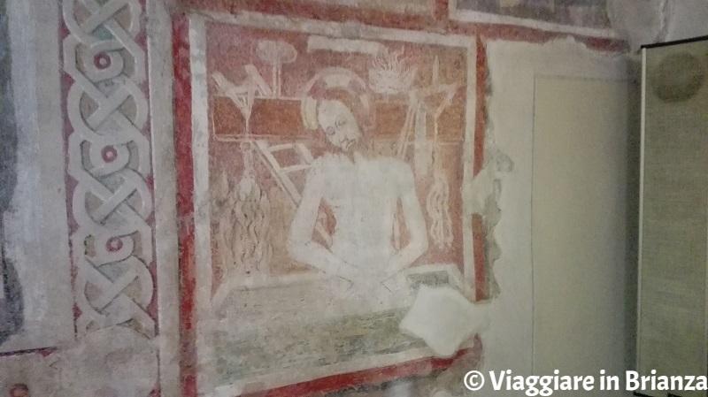 L'Ecce Homo nel Santuario di Cesano Maderno