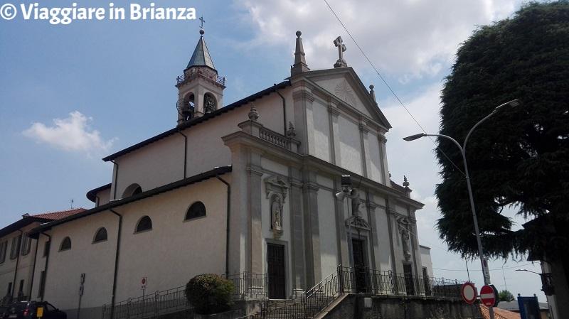 Figino Serenza, la Chiesa di San Michele