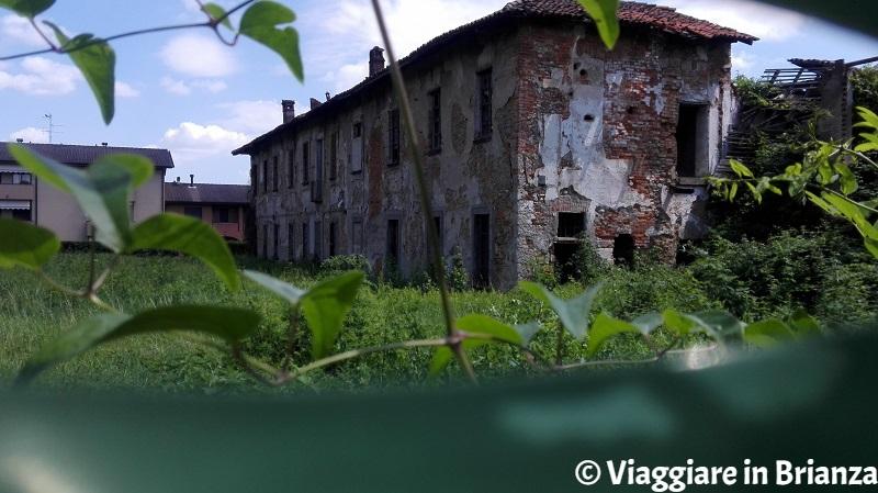 Giussano, Villa del Dosso di Sopra