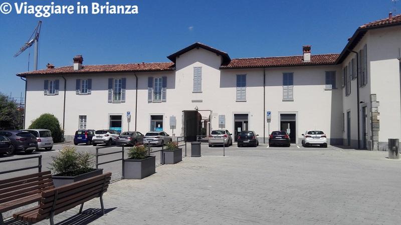 Giussano, Villa Mazenta