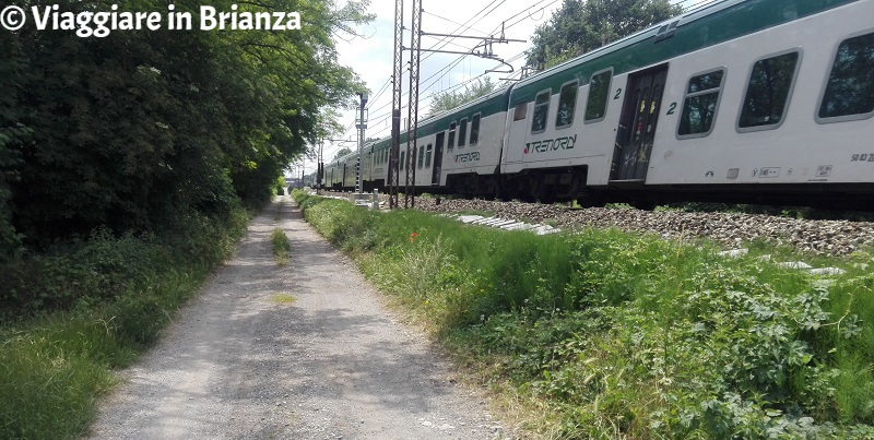 La linea ferroviaria suburbana S11