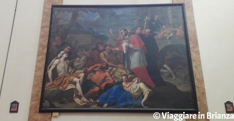 Lissone, l'Oratorio di San Carlo