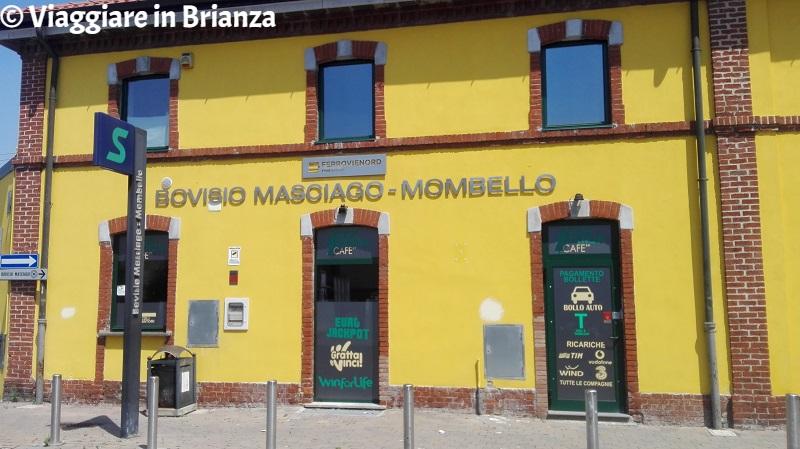 La stazione di Bovisio Masciago