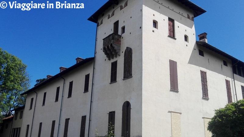 La torre di Villa Cusani Confalonieri