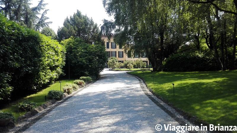 Villa Volontè a Camnago