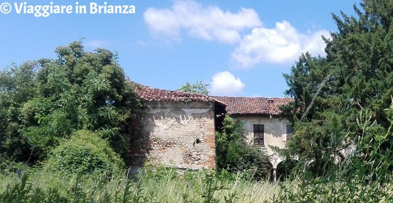 Ville abbandonate in Lombardia, Villa del Dosso di Sopra