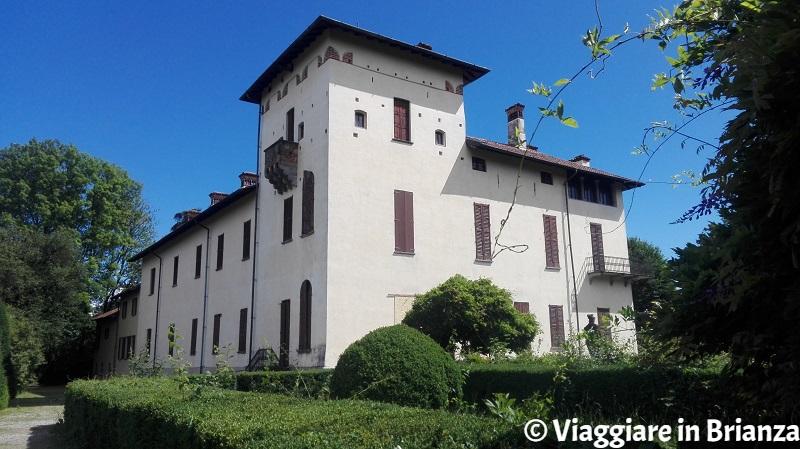 Ville in Brianza, a Carate Brianza Villa Cusani Confalonieri