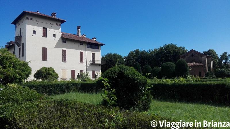 Ville in Brianza, Villa Cusani Confalonieri