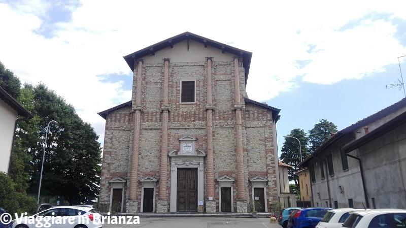 La Chiesa di Cristo Re a Sovico