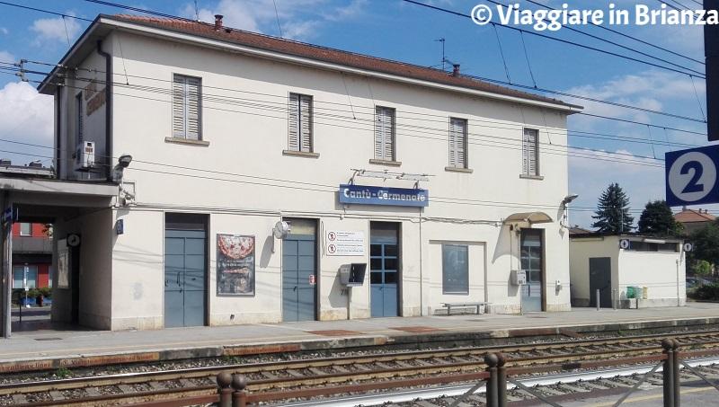 Come arrivare a Cantù in treno
