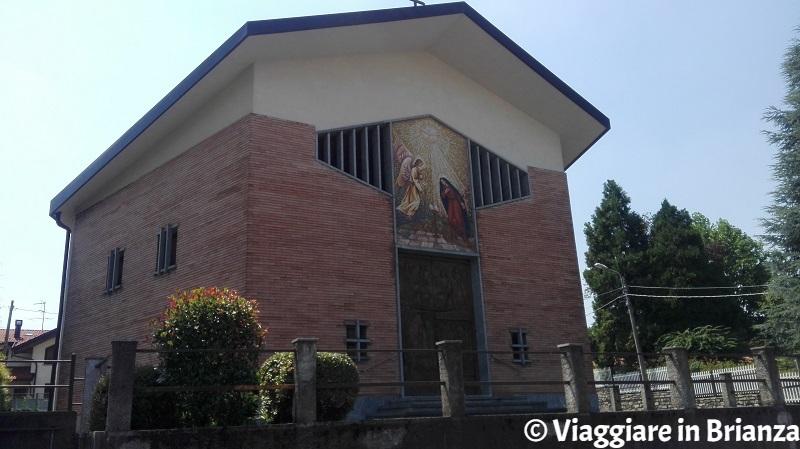Cosa fare a Barlassina, il Santuario della Madonna dell'Aiuto
