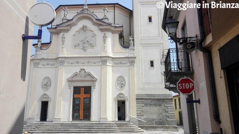 Cosa fare a Lazzate, la Chiesa di San Lorenzo