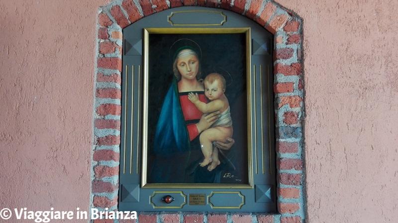 Cosa fare a Lazzate, la Madonna del Granduca