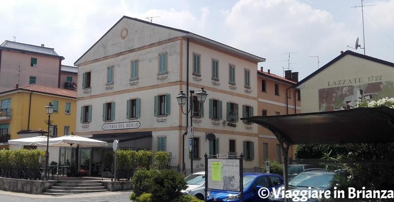 Cosa fare a Lazzate, l'Osteria del Borgo