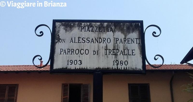Cosa fare a Lazzate, piazzetta Parenti