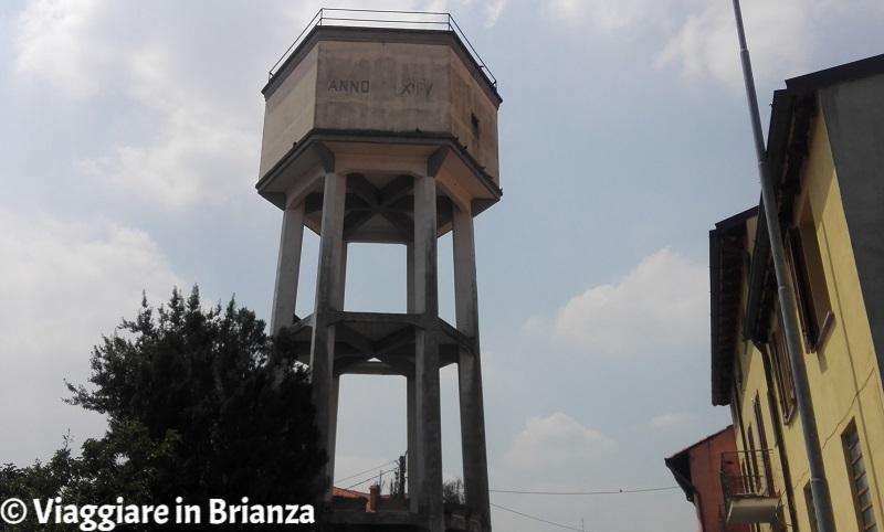 Cosa fare a Lazzate, la torre del serbatoio idrico