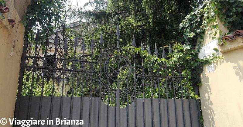 Cosa fare a Lazzate, Villa Biraghi
