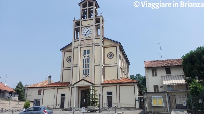 Cosa fare a Misinto, la Chiesa di San Bernardo