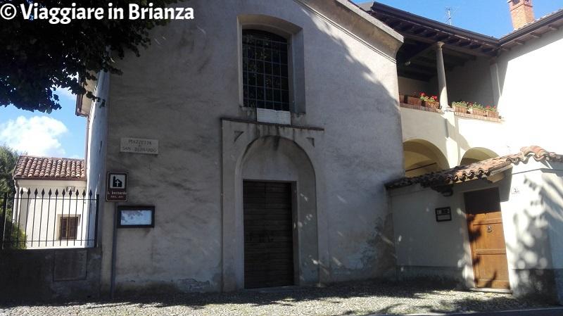 Cosa fare a Montevecchia, la Chiesa di San Bernardo