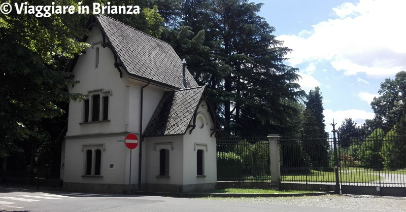 Cosa fare a Sovico, Villa Rossi Martini