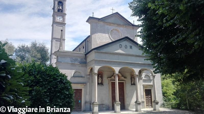 Cosa fare a Verano Brianza, la Chiesa della Madonna di Caravaggio