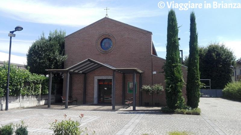 Cosa fare a Verano Brianza, la Chiesetta della Caviana