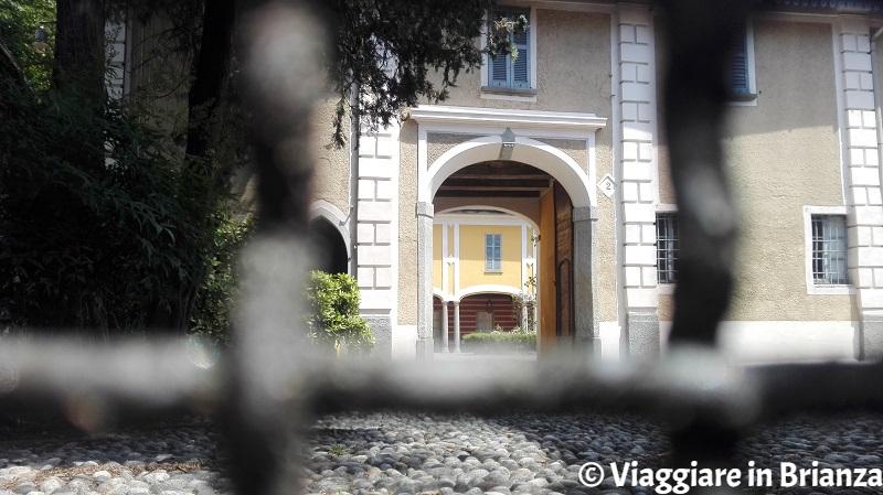 Cosa fare a Verano Brianza, Villa Trotti Bentivoglio