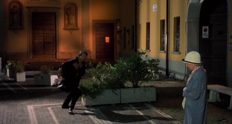 Film girati a Vimercate, Gigio Alberti in Tutti gli uomini del deficiente