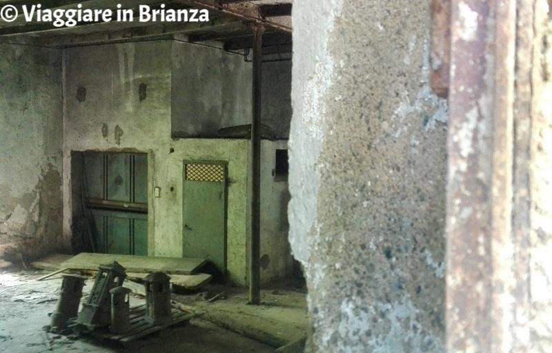 Luoghi abbandonati a Milano, la filatura Viganò
